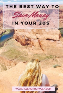 The Best Way to Save Money in Your 20s